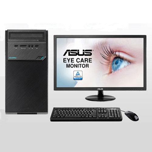 华硕品牌  G4560+4G+ SSD 240G DVD+集显 22寸